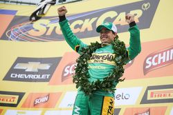 Marcos Gomes, 2015 Brazilian V8 Stock Car Champion