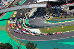 Vuelta 1, Interlagos