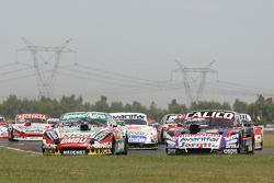 Facundo Ardusso, Trotta Competicion Dodge, Emanuel Moriatis, Alifraco Sport Ford, Leonel Sotro, Alif