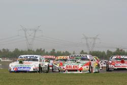 Leonel Sotro, Alifraco Sport Ford, Mariano Altuna, Altuna Competicion Chevrolet, Matias Rossi, Donto