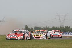 Matias Rossi, Donto Racing Chevrolet, Sergio Alaux, Coiro Dole Racing Chevrolet, Matias Jalaf, Catal