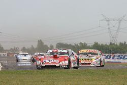 Matias Rossi, Donto Racing Chevrolet, Sergio Alaux, Coiro Dole Racing Chevrolet, Federico Alonso, Taco Competicion Torino