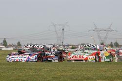 Emanuel Moriatis, Alifraco Sport Ford, Mariano Altuna, Altuna Competicion Chevrolet