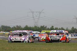 Norberto Fontana, Laboritto Jrs Torino, Jose Manuel Urcera, Las Toscas Racing Torino, Jonatan Castel