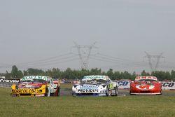 Prospero Bonelli, Bonelli Competicion Ford, Emiliano Spataro, UR Racing Dodge, Christian Dose, Dose Competicion Chevrolet