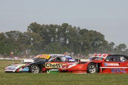 Matias Rodriguez, UR Racing Dodge, Christian Dose, Dose Competicion Chevrolet