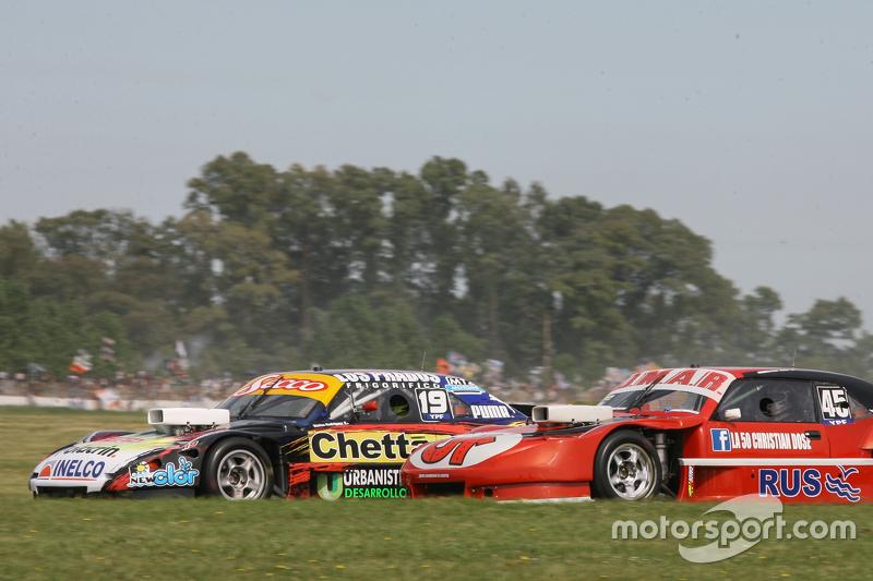 Матіас Родрігес, UR Racing Dodge, Крістіан Доуз, Dose Competicion Chevrolet