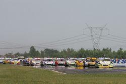 Matias Rossi, Donto Racing Chevrolet, Leonel Pernia, Las Toscas Racing Chevrolet, Nicolas Bonelli, B