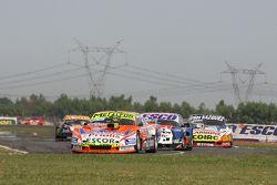 Jonatan Castellano, Castellano Power Team Dodge, Jose Savino, Savino Sport Ford, Lionel Ugalde, Ugal