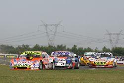 Jonatan Castellano, Castellano Power Team Dodge, Jose Savino, Savino Sport Ford, Lionel Ugalde, Ugalde Competicion Ford