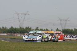 Emiliano Spataro, UR Racing Dodge, Matias Rodriguez, UR Racing Dodge, Christian Dose, Dose Competicion Chevrolet