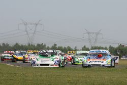 Santiago Mangoni, Laboritto Jrs Torino, Martin Ponte, Nero53 Racing Dodge