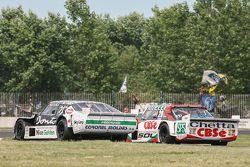 Laureano Campanera, Donto Racing Chevrolet, Carlos Okulovich, Sprint Racing Torino