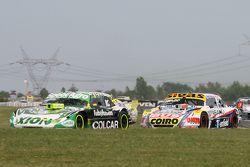 Agustin Canapino, Jet Racing Chevrolet, Mauricio Lambiris, Coiro Dole Racing Torino