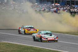 Facundo Ardusso, Trotta Competicion Dodge, Nicolas Bonelli, Bonelli Competicion Ford