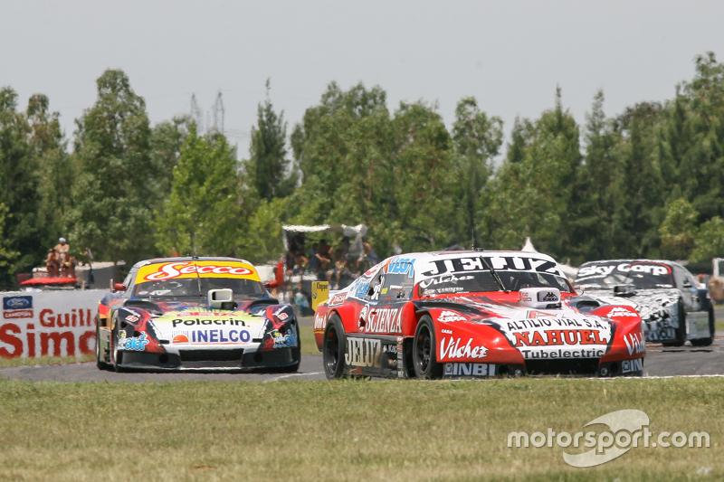 Pedro Gentile, JP Racing Chevrolet, Matias Rodriguez, UR Racing Dodge