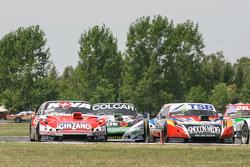Matias Rossi, Donto Racing Chevrolet, Jose Manuel Urcera, Las Toscas Racing Torino, Gaston Mazzacane