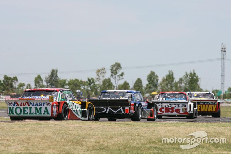 Prospero Bonelli, Bonelli Competicion Ford, Jose Savino, Savino Sport Ford, Carlos Okulovich, Sprint Racing Torino, Matias Jalaf, Catalan Magni Motorsport Ford