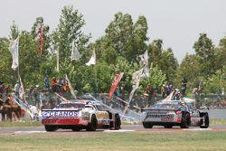 Diego de Carlo, JC Competicion Chevrolet, Martin Serrano, Coiro Dole Racing Dodge