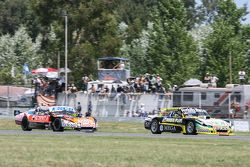 Matias Rossi, Donto Racing Chevrolet, Guillermo Ortelli, JP Racing Chevrolet