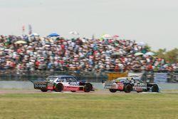 Diego de Carlo, JC Competicion Chevrolet, Mathias Nolesi, Nolesi Competicion Ford