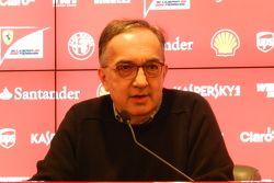 Sergio Marchionne, Presidente Ferrari y CEO de Fiat Chrysler Automobiles