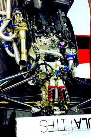 New engine for Formula Lites