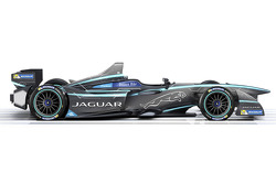 Autodesign von Jaguar für die Formel E