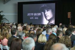Justin Wilson Anısı IMS'de