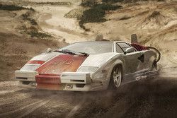 Wedge Antilles A-wing Lamborghini Countach