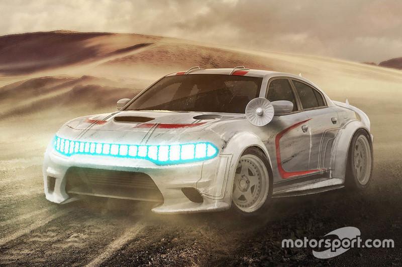 Han Solo Millenium Falcon, Dodge Charger Hellcat