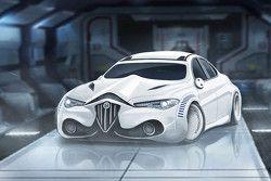 Stormtrooper, Alfa Romeo Giulia