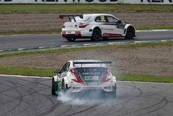 蒂亚戈·蒙特罗,本田Civic WTCC,本田JAS车队