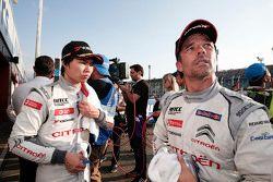 Sébastien Loeb, Citroën World Touring Car team and Ma Qing Hua, Citroën World Touring Car team