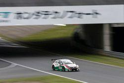 加布里埃尔莱·塔奎尼,本田Civic WTCC,本田JAS车队