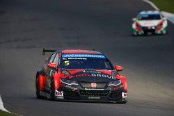 诺伯特·米切利斯,本田Civic WTCC, 赞戈车队