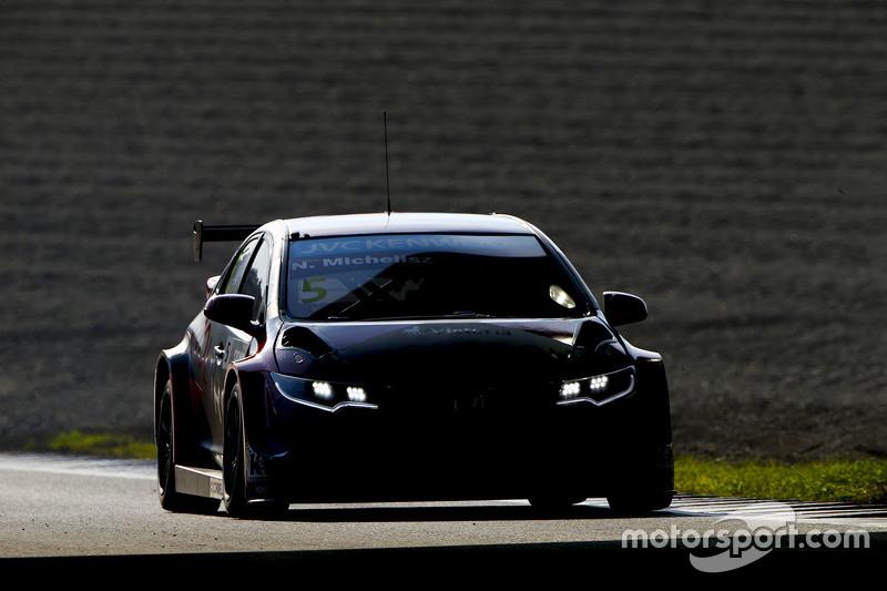 Zengö Motorsport: Honda Civic WTCC