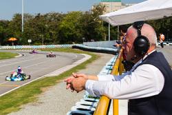 澳门国际格兰披治卡丁车大赛,FIA-CIK赛事官员