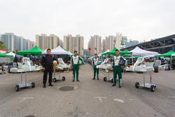 澳门国际格兰披治卡丁车大赛, Mars Racing Team