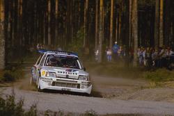 Timo Salonen und Seppo Harjanne, Peugeot 205 T16