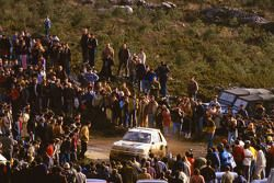 Ari Vatanen and Terry Harryman, Peugeot 205 T16