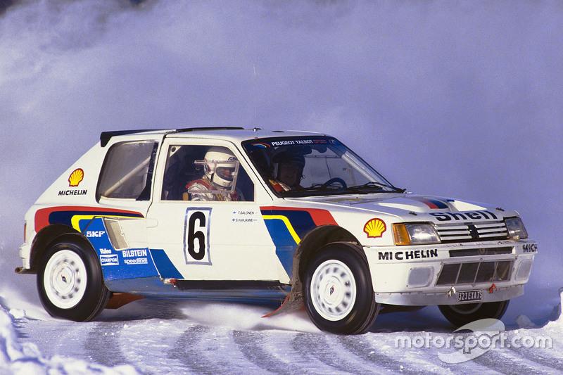Timo Salonen-Seppo Harjanne (1985)