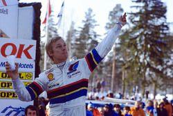Il vincitore Ari Vatanen