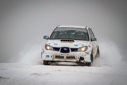 Пётр Туркин, Subaru Impreza WRX STi