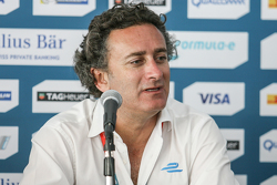 阿里亨德罗·阿加格(Alejandro Agag),Formula E CEO