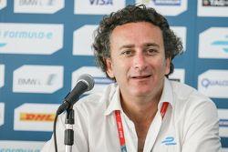 Alejandro Agag, Serienchef Formel E
