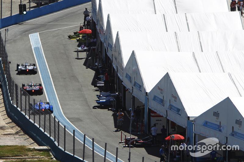 Putrajaya ePrix, racetrack