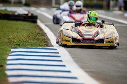#62 RR Racing Team: Renatgo Russo, Olavo Raucci, Leonardo Raucci, Victor Franzoni, Marcus Borges, Thiago Oliveira