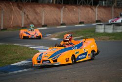 #32 NA Racing: Pedro Adami, José Victor Adami, Diego Ramos, Christian Fliter, Nicolss Fliter, Henri Forest