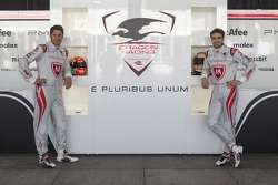 Jérôme D'Ambrosio, Loïc Duval, Dragon Racing